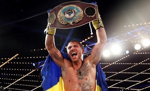 Ломаченко и Усик защитили титулы чемпионов мира по боксу