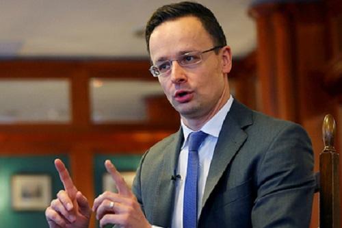 Венгрия потребует пересмотреть соглашение об ассоциации Украины с Евросоюзом