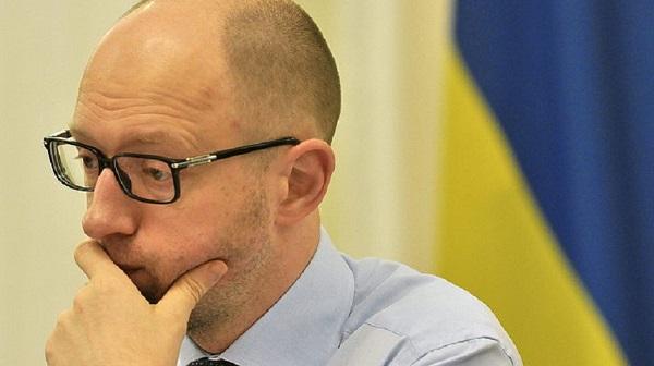 Яценюка задержали в аэропорту Женевы по запросу России