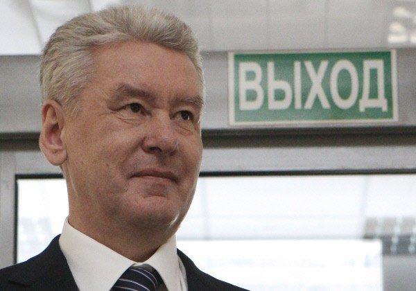 Москвичи хотят судить Собянина
