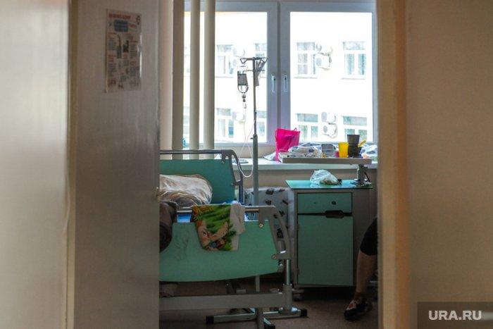 Более 80% мест в больницах заняты